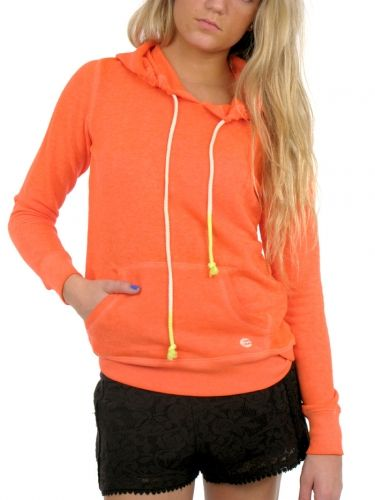 Open Roadz Hoodie for women by Billabong  55% Cotton 45% Polyester  Model is wearing a size Small