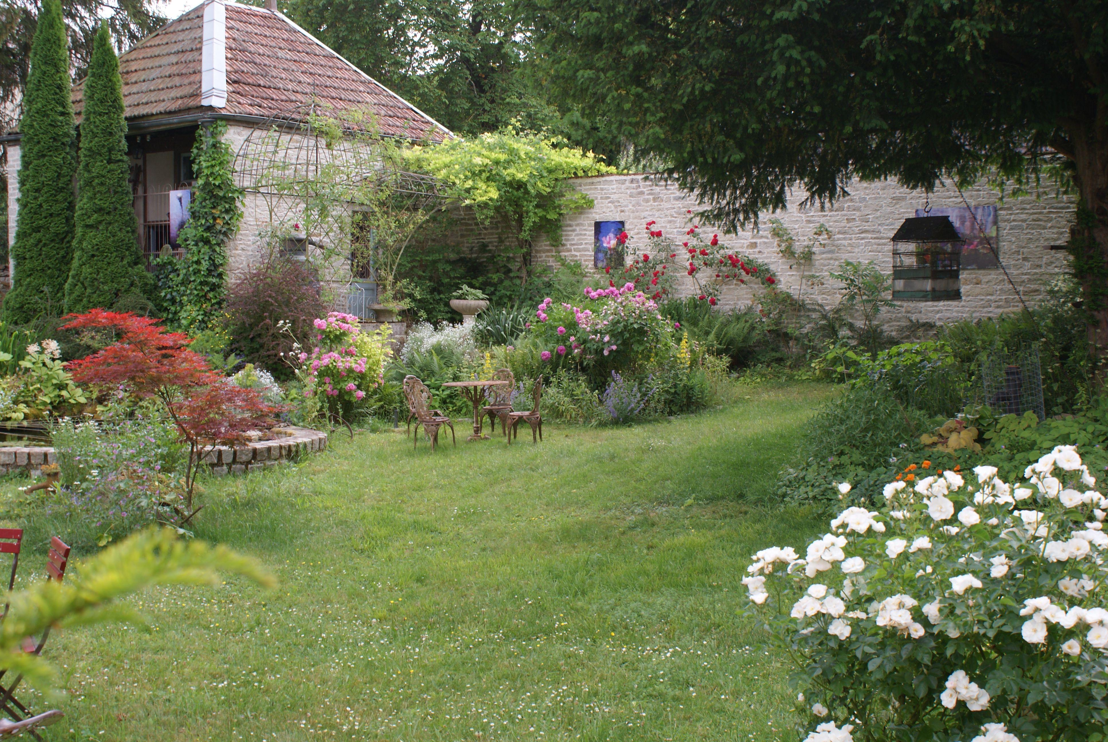 Le Chenil // La Roseraie   Chambres Du0027hôtes De Charme à Essoyes (village De  Pierre Auguste RENOIR) (Aube En Champagne) Juin 2015