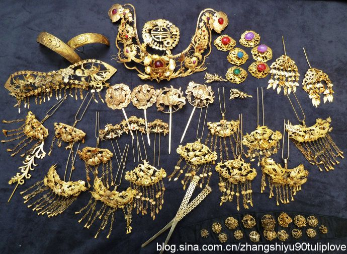 Chinese Ancient Jewelry Chinese Hair Hair Ornaments And