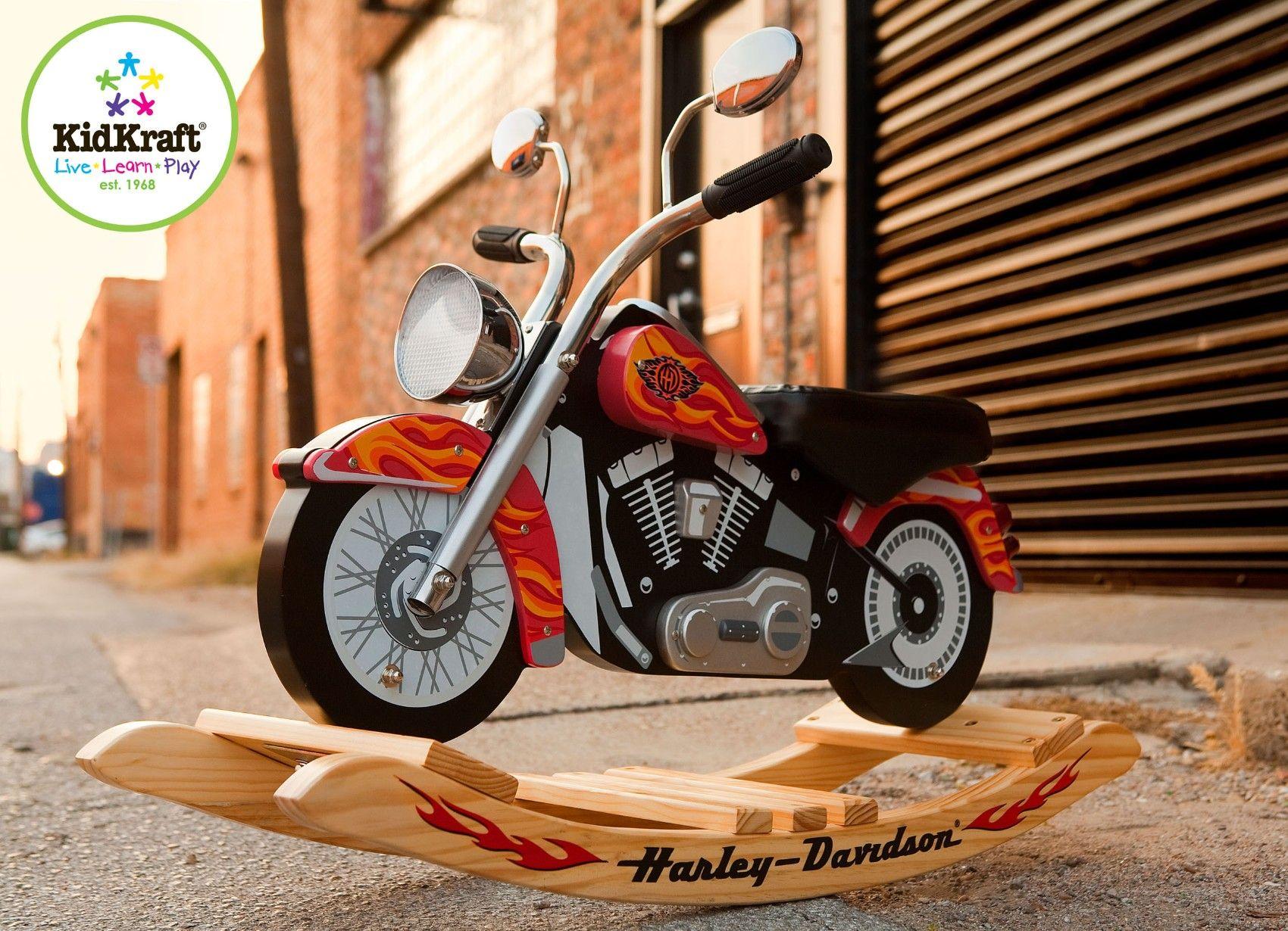 Schaukelmotorrad Harley Davidson® * Harley For Kids!
