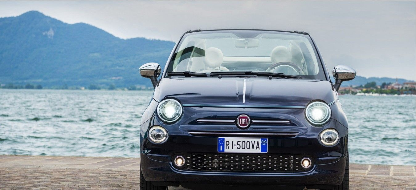 Pin By Sophie Howard On Cars Photos Fiat 500 Cabrio Fiat 500 2016