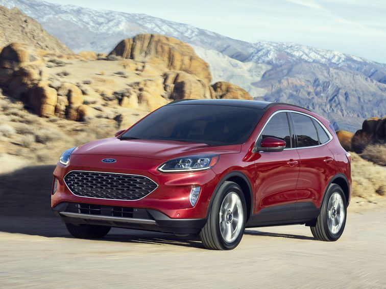 2020 Ford Escape Everything There Is To Know Ford Small Suv