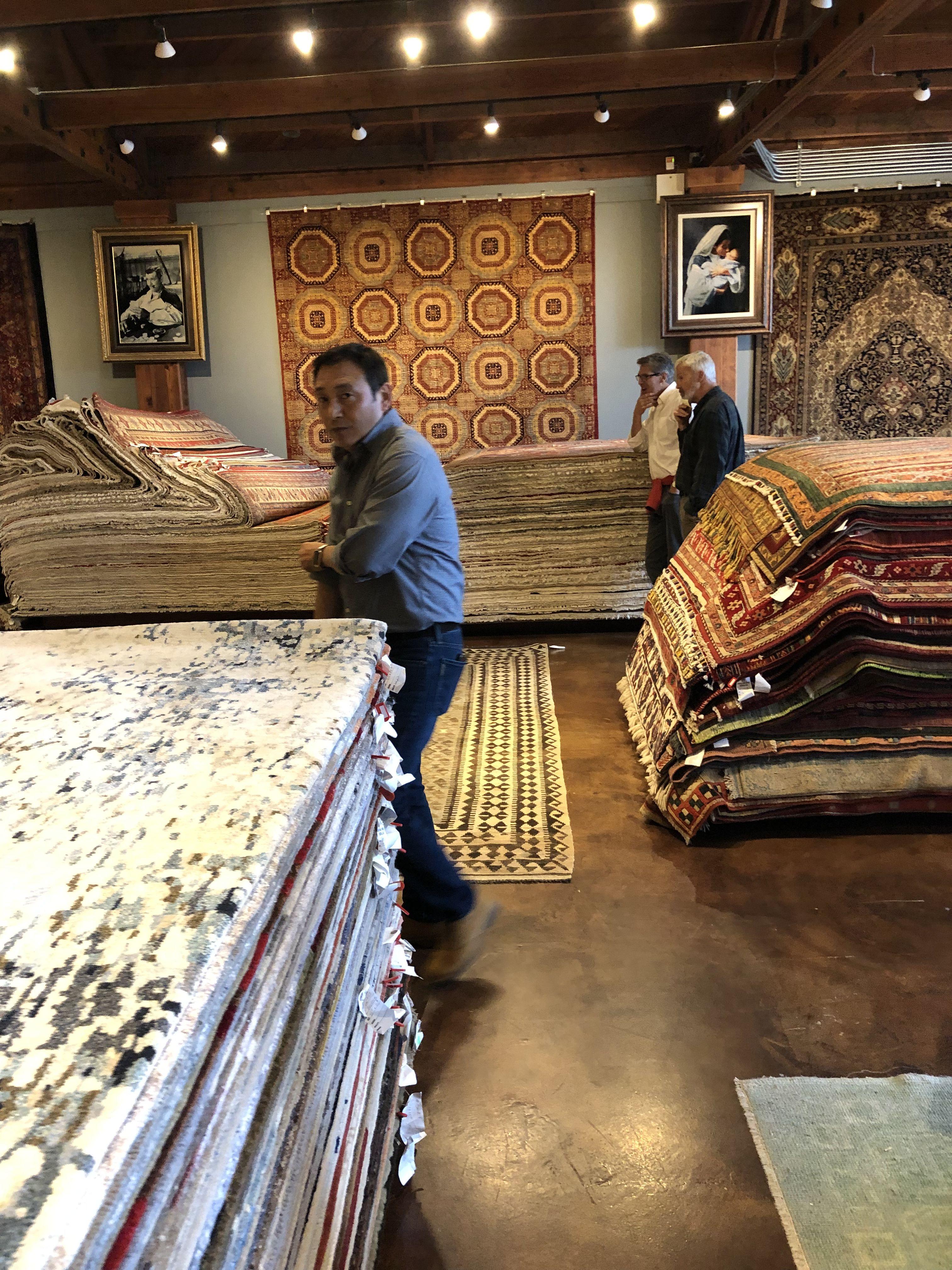 Istanbul Rugs Berkeley Antique Wool