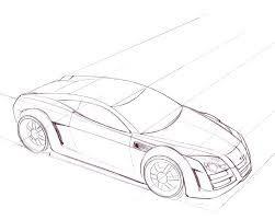 Resultado De Imagen Para Perspectiva Dos Puntos De Fuga Wooden Toy Car Drawing Lessons Toy Car