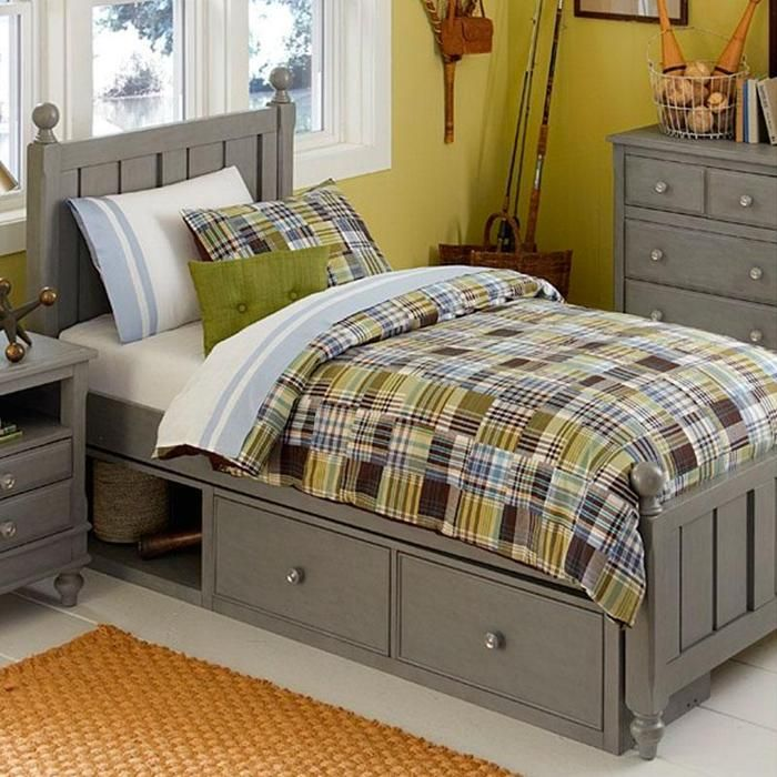 Lake House Full Storage Bed | Nebraska Furniture Mart | Nebraska