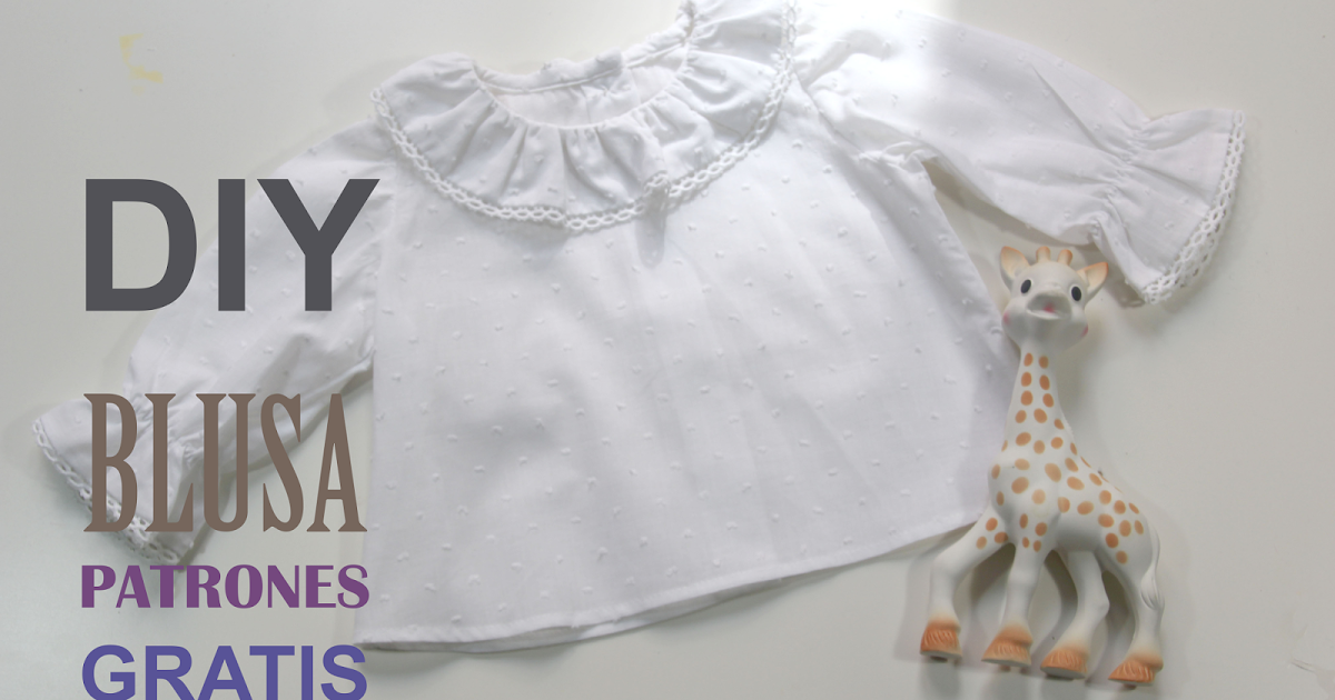 DIY, patrones, ropa de bebe y mucho más para coser.: DIY Como hacer ...