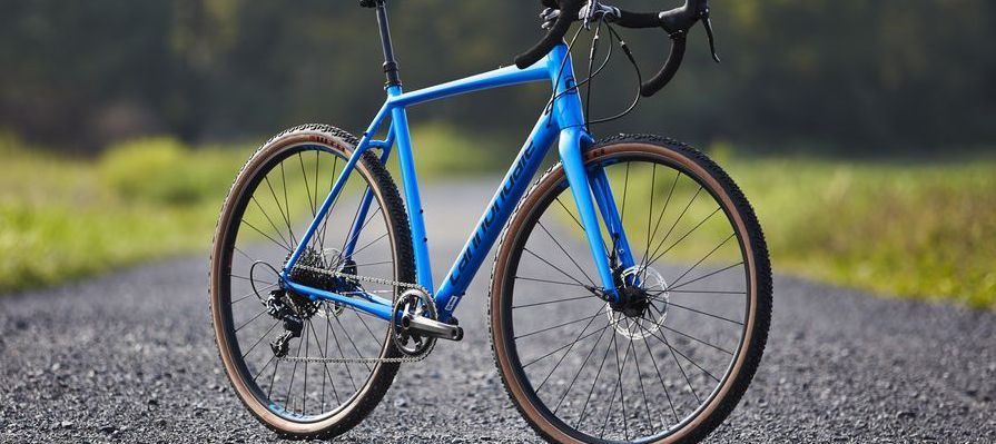 The Cannondale Topstone Apex1 Is A Gravel Bike That S Ready To Get