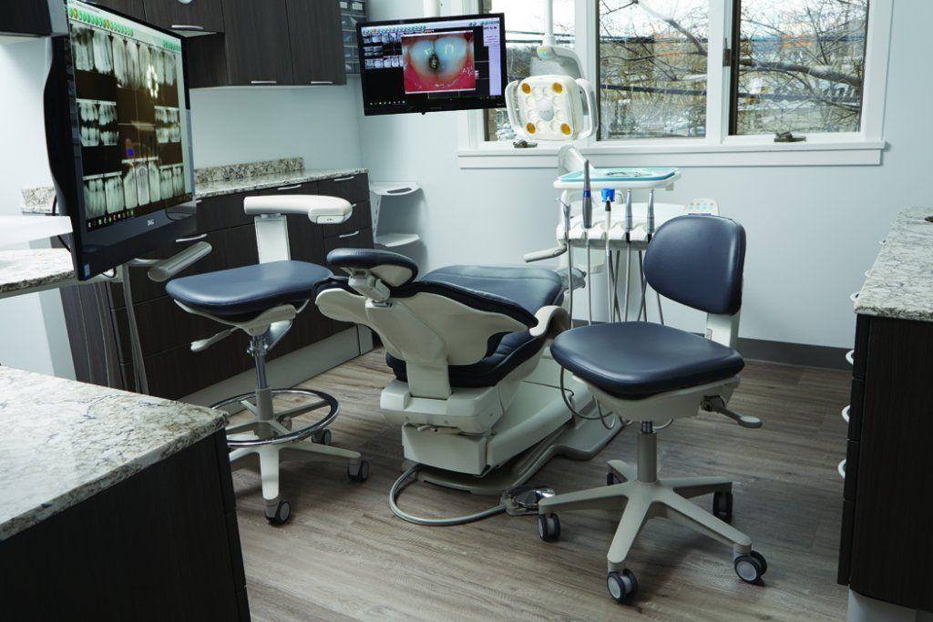veenstra family dentistry henry schein integrated design studio