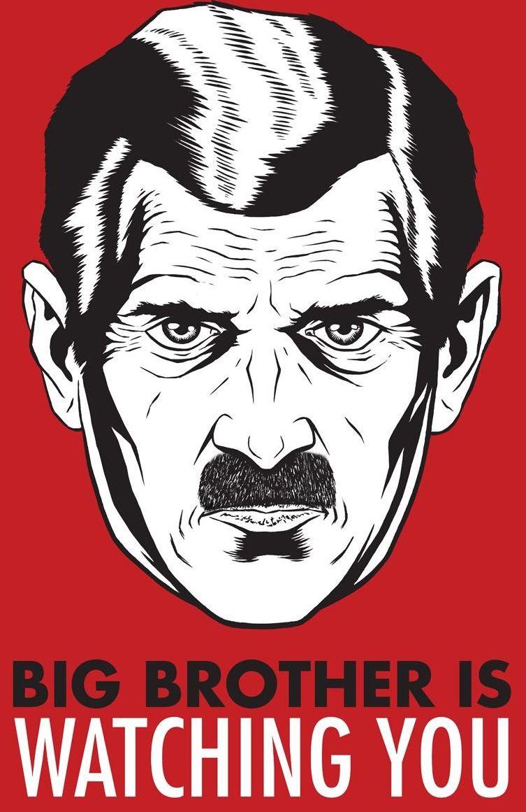 Big Brother 1984 Criticas Sociais Governos Totalitarios Ficcao Cientifica