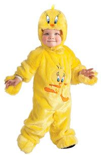 Tweety Bird Baby Costume. OMG I sooo would wear this now if it still looked  sc 1 th 279 & Tweety Bird Baby Costume. OMG I sooo would wear this now if it still ...