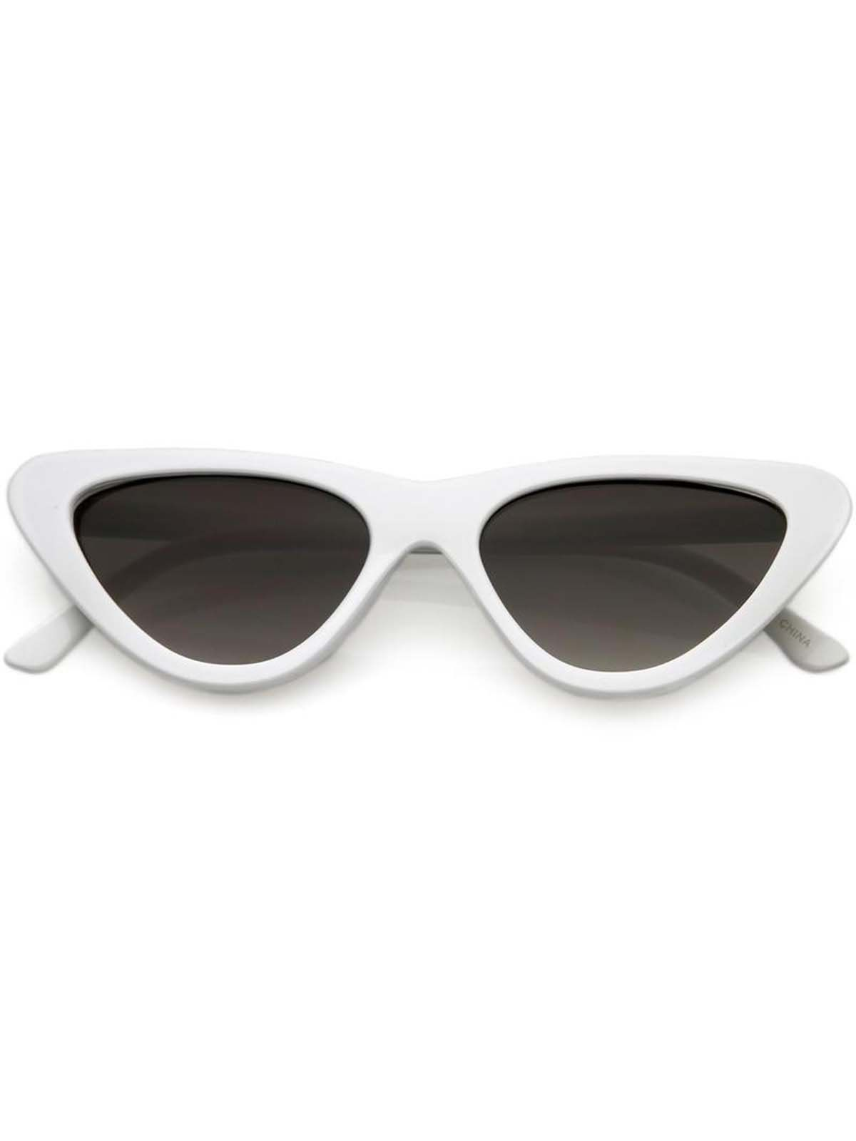 Óculos Cat Eye 77 Branco     Os óculos vintage que toda fashion girl  precisa ter. 1e11eb8776