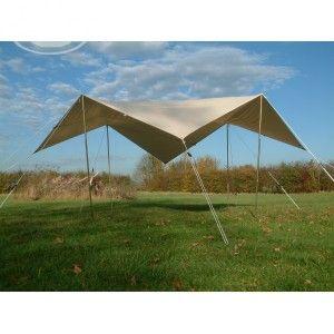 Pukka 4x4 metre universal Tarp/Awning for bell tents  sc 1 st  Pinterest & Pukka 4x4 metre universal Tarp/Awning for bell tents | fun ...