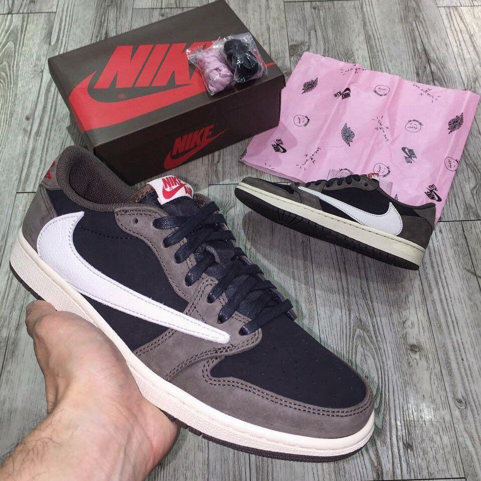 Kixdreams Store Hk Nike Air Jordan 1 Low Og Sp T Travis