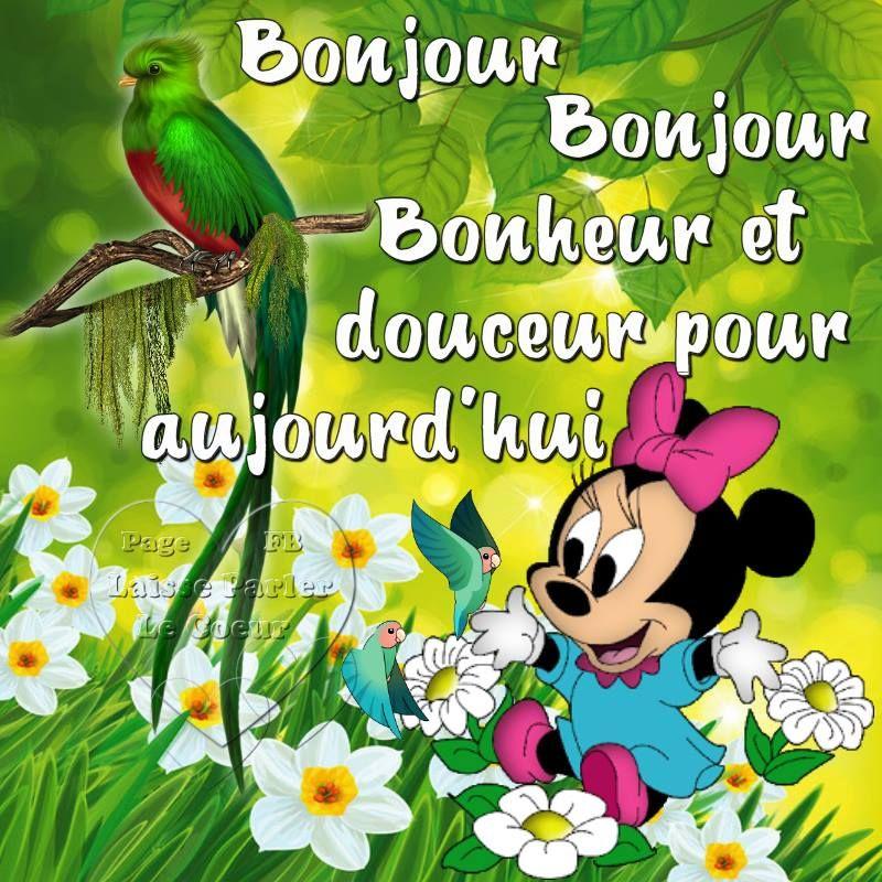 Préférence Bonjour | b b | Pinterest | Bonjour, Illustration gratuite et  NM28