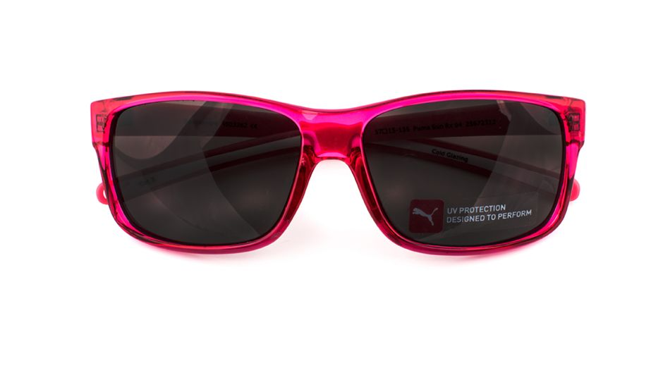 My totally fabulous pink Puma sunglasses :D xxx | My Style ...