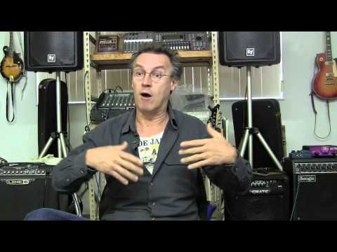 video lesson on how to transcribe, find the notes and the
