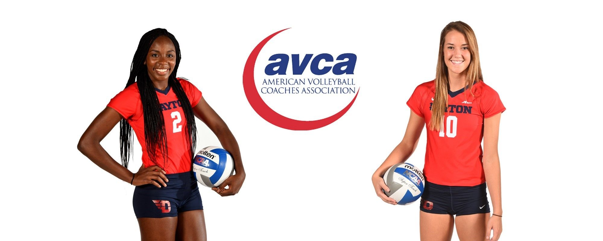 Erhahon Turner Recognized On Avca All Region Rosters University Of Dayton Athletics Female Volleyball Players Coaching Volleyball Professional Volleyball Players