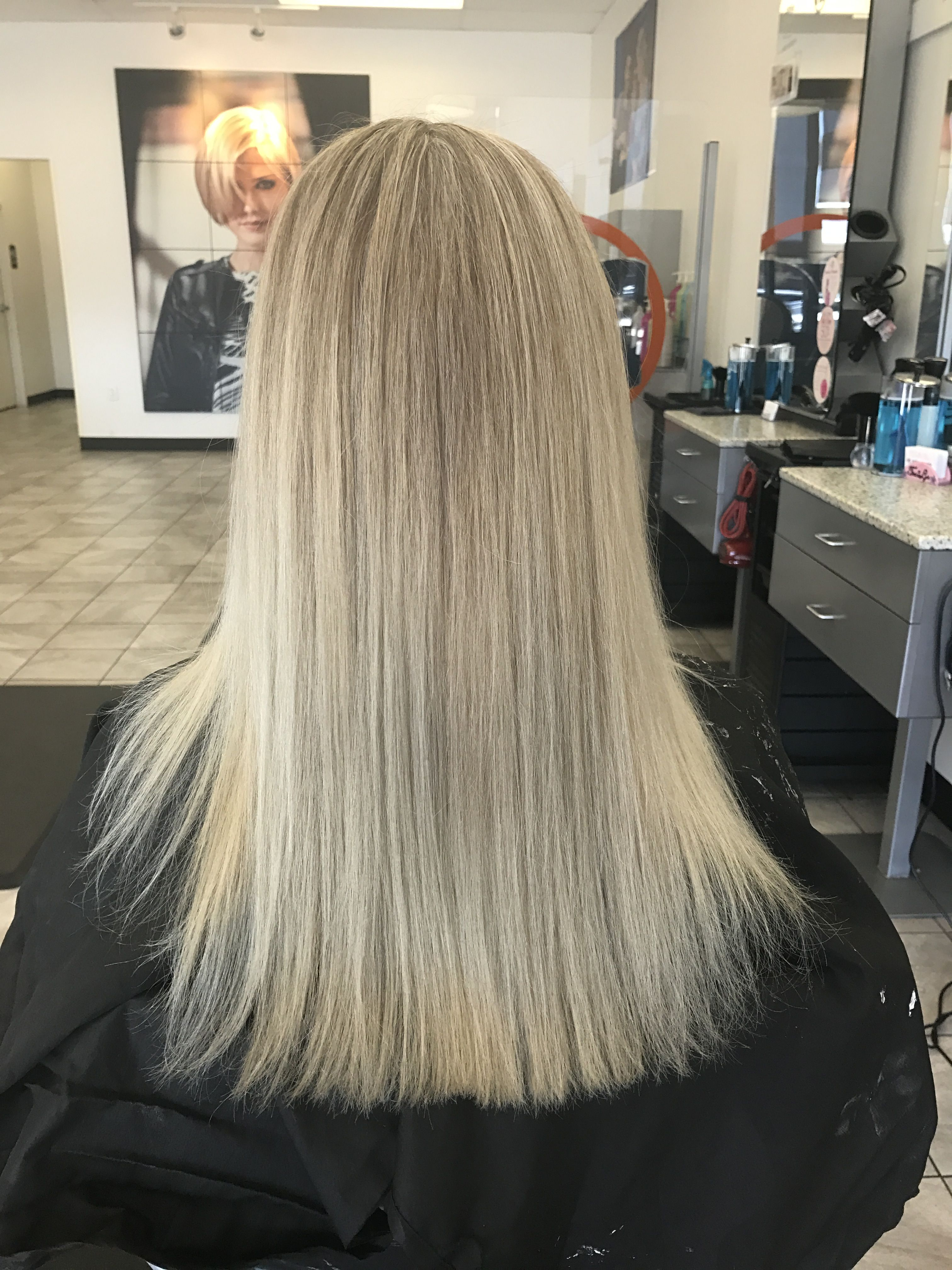 Icy Blonde Highlights Hair Cuttery Largo Mall Perfect Hair Salon Icy Blonde Highlights Hair Highlights