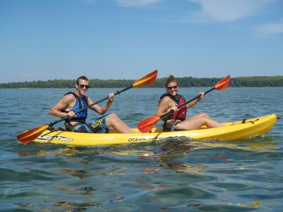 North Bay Shipwreck Tour Http Www Gravitytrails Com Zip Kayak Tours Kayak Tours Kayaking Door County