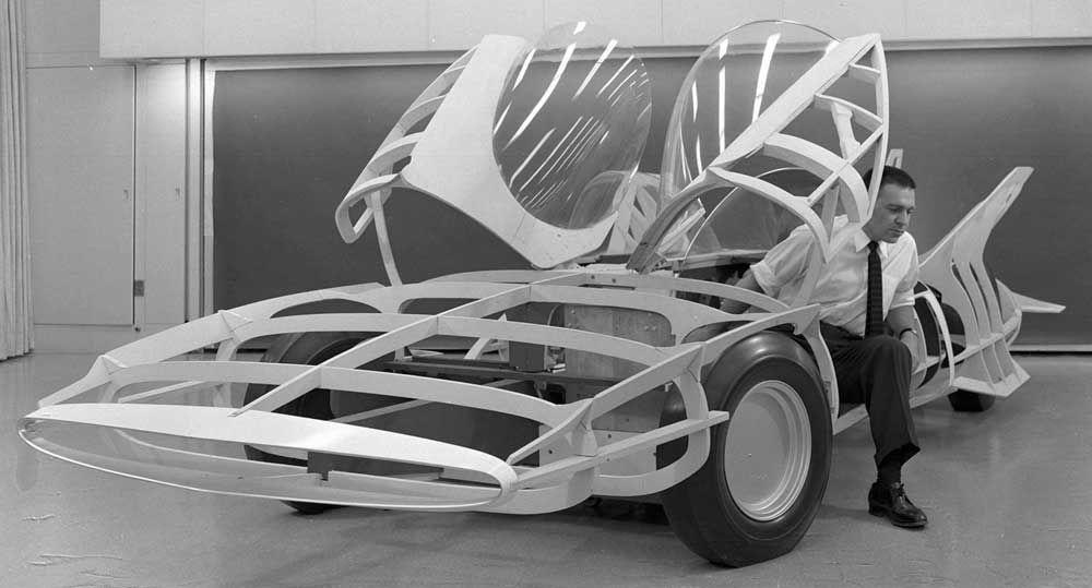 ///KarzNshit///: ' 58 Firebird III mock-up