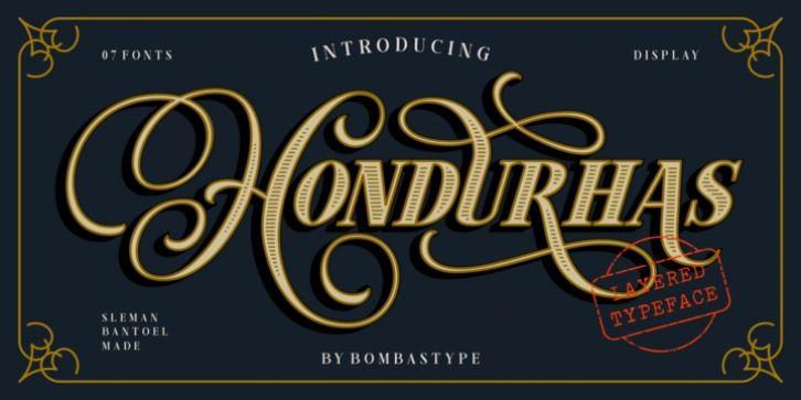 Download Hondurhas Font DOWNLOAD #font #fonts #typography #typeface ...