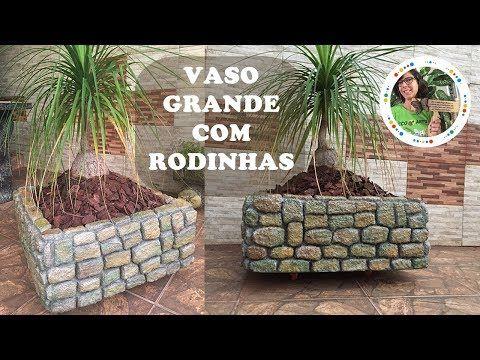 6332ac4fb DIY - VASO GRANDE