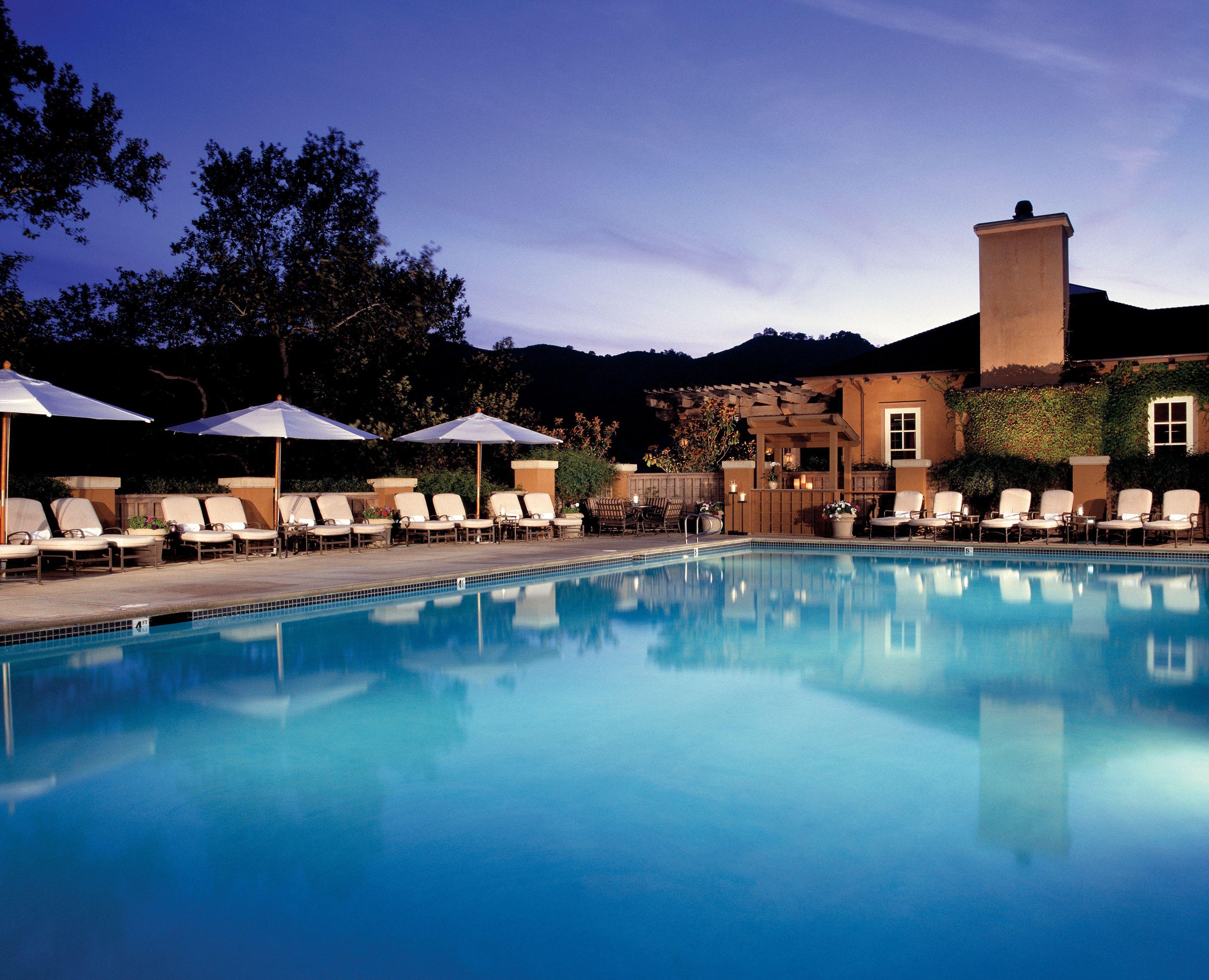 Cordevalle A Rosewood Resort Luxury Northern California