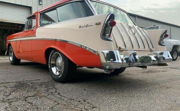20k Genuine Miles: 1956 Chevrolet Nomad
