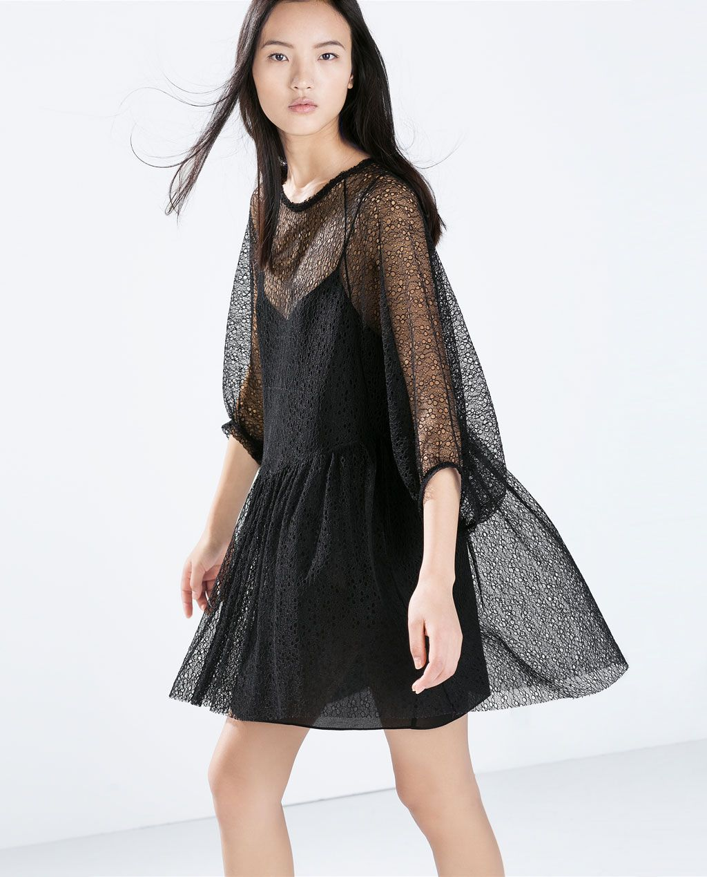 ZARA - DONNA - Studio dress | Wishful Thinking | Pinterest