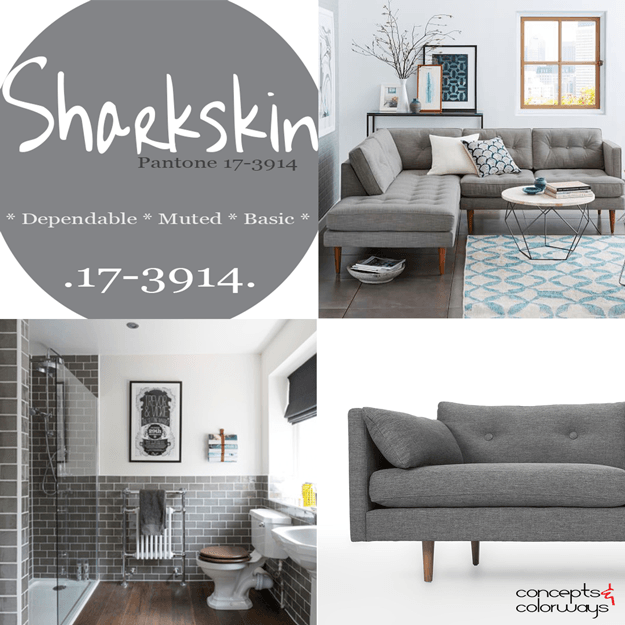 pantone sharkskin pantone interiors and gray