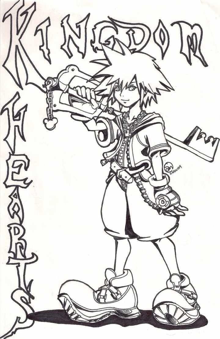 Pin On Kingdom Hearts N Final Fantasy
