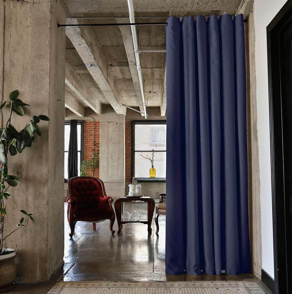 Roomdividersnow Premium Tension Curtain Rods Roomdividersnow
