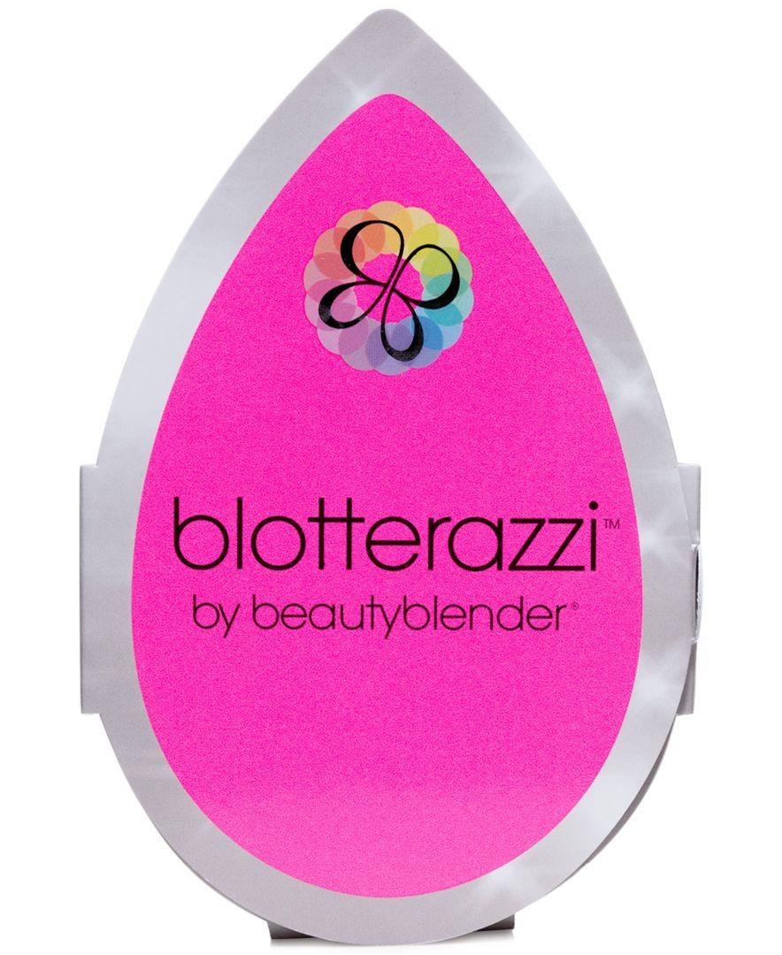 Receive a Free blotterazzi sample and liquid blendercleanser ...