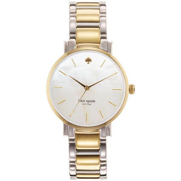 Gramercy Bracelet Watch My Style Kate Spade