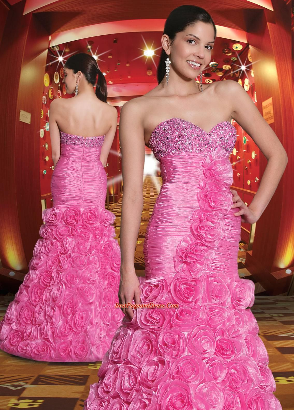 Popular prom dress styles