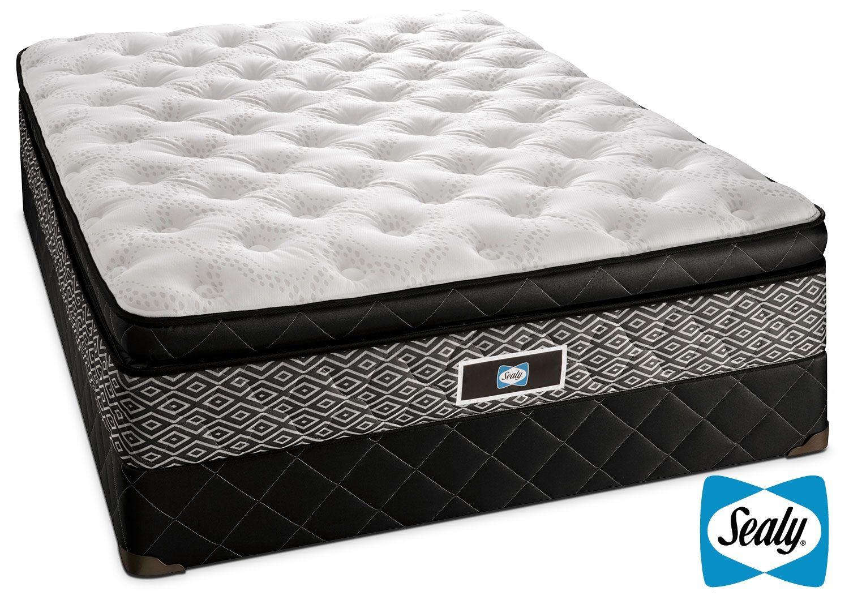 Best Mattresses And Bedding Sealy Echo Plush Queen Mattress 400 x 300