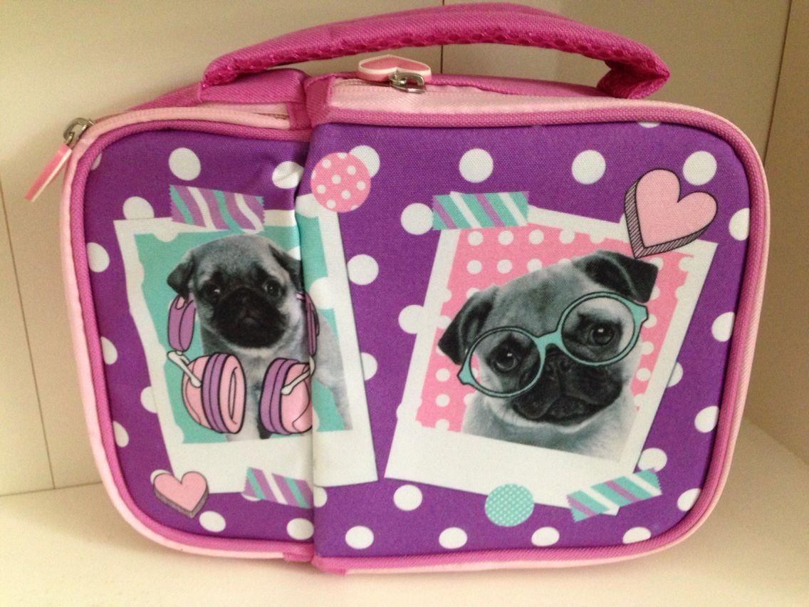 Pug Lunch Box Bag Kmart Lunch Box Bag Lunch Box Pugs