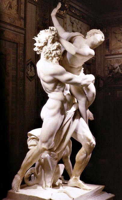 Gian Lorenzo Bernini - Ratto di Proserpina