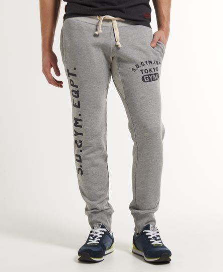 fb8a0df219 Superdry Pantalón de jogging Pommel - Pantalones de chándal para Hombre