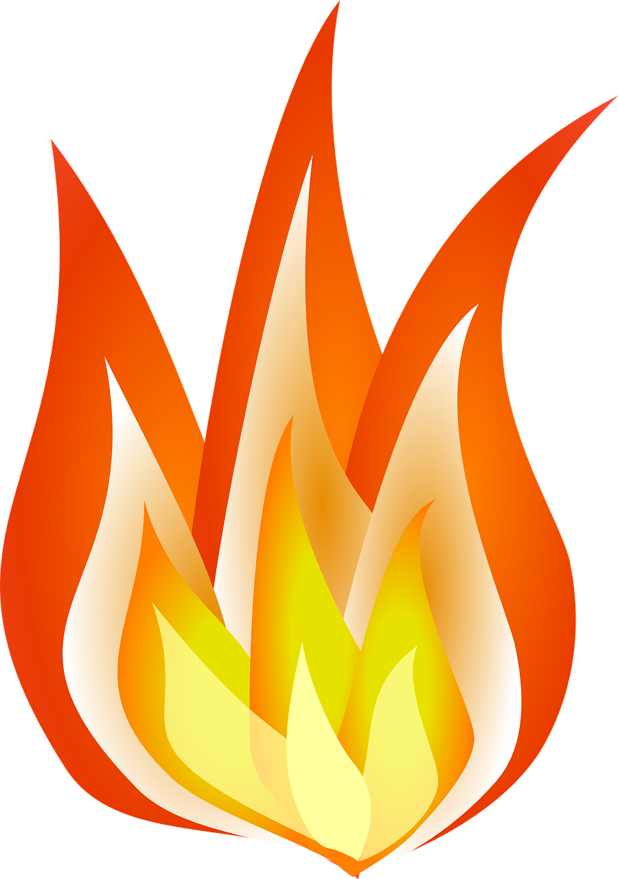 image regarding Printable Flames identify printable flames how in direction of attract flames hearth absolutely free stencils 7
