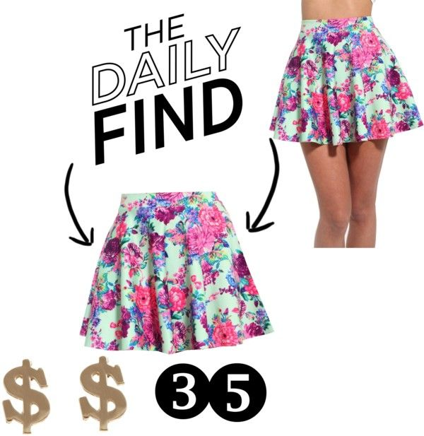 """""""Daily Find #1"""" by oneofakindfashionistas ❤ liked on Polyvore"""