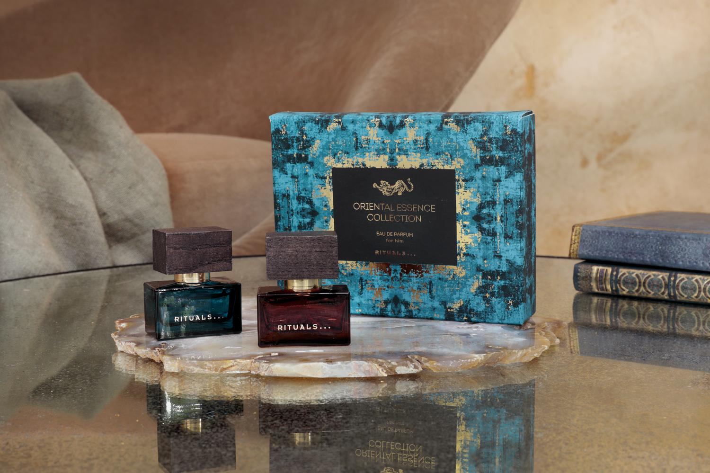 Favoriete Blue Byzantin and Maharaja d'or Travel Sizes | Eau De Parfum #PU99