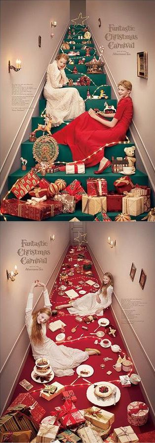 adv fantastic christmas carnival by yuni yoshida photographic