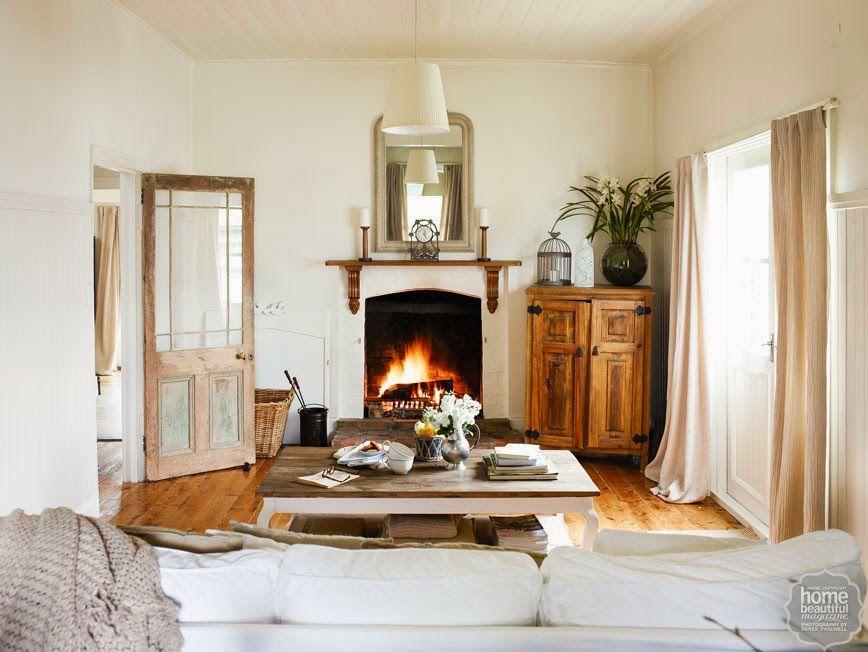 Eleganță+rustică+în+Australia++1jpg (868×652) Country living home