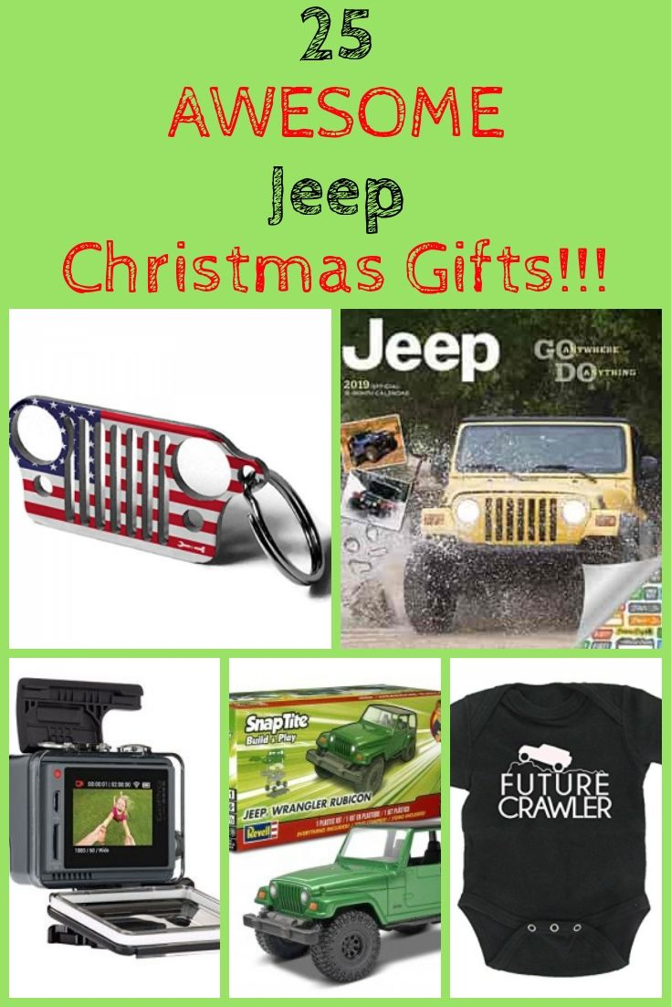 gifts for jeep cherokee lovers
