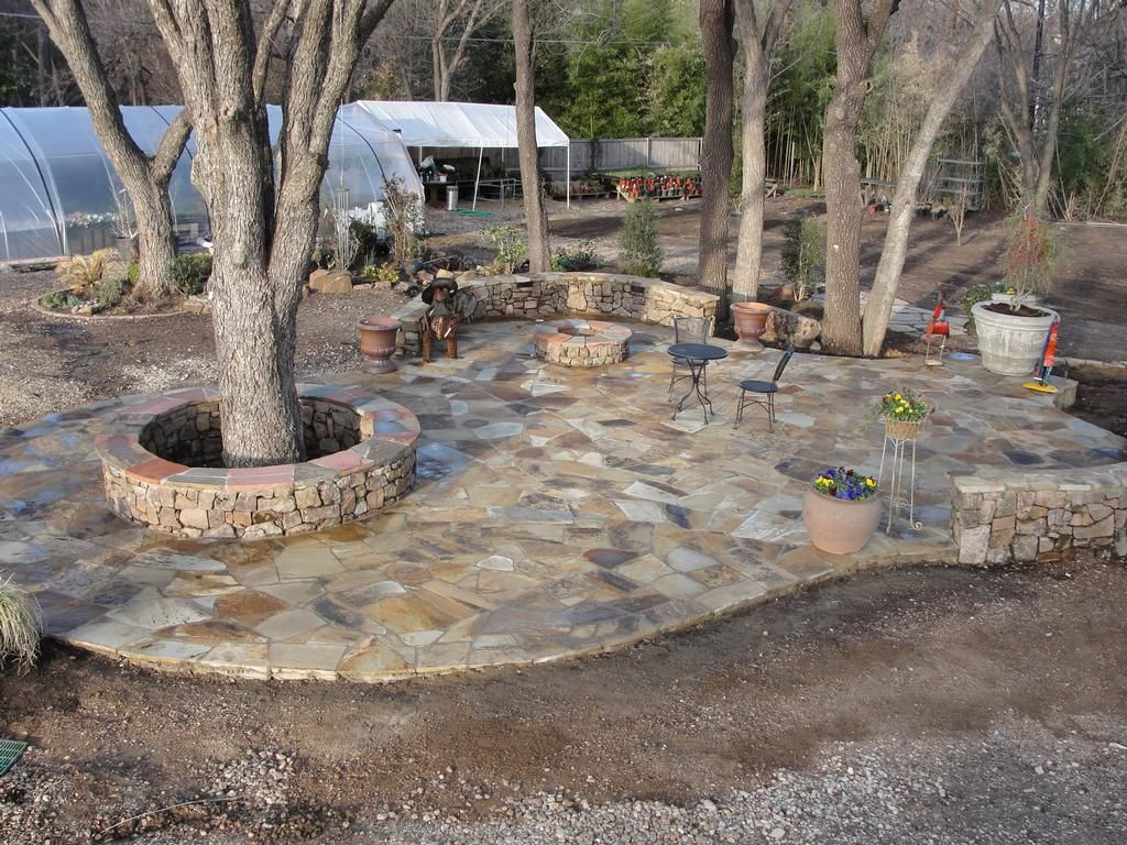 Patio Stones Design Ideas. This Would Fit In My Backyard, Even With The  Gorgeous