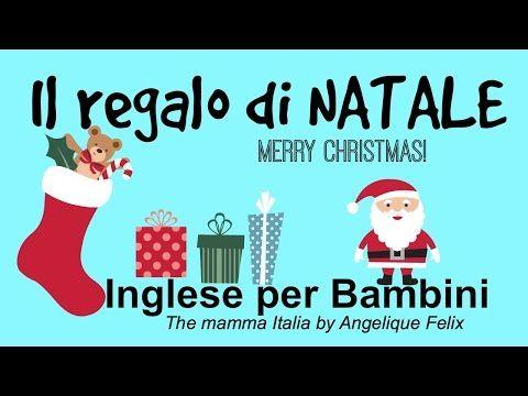 Regali Di Natale Inglese.Il Regalo Di Natale Christmas Present Inglese Per