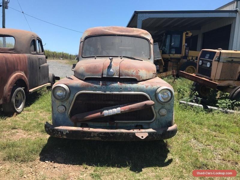 Dodge Fargo Van Circa 1950 ideal for restoration or rat rod #dodge ...
