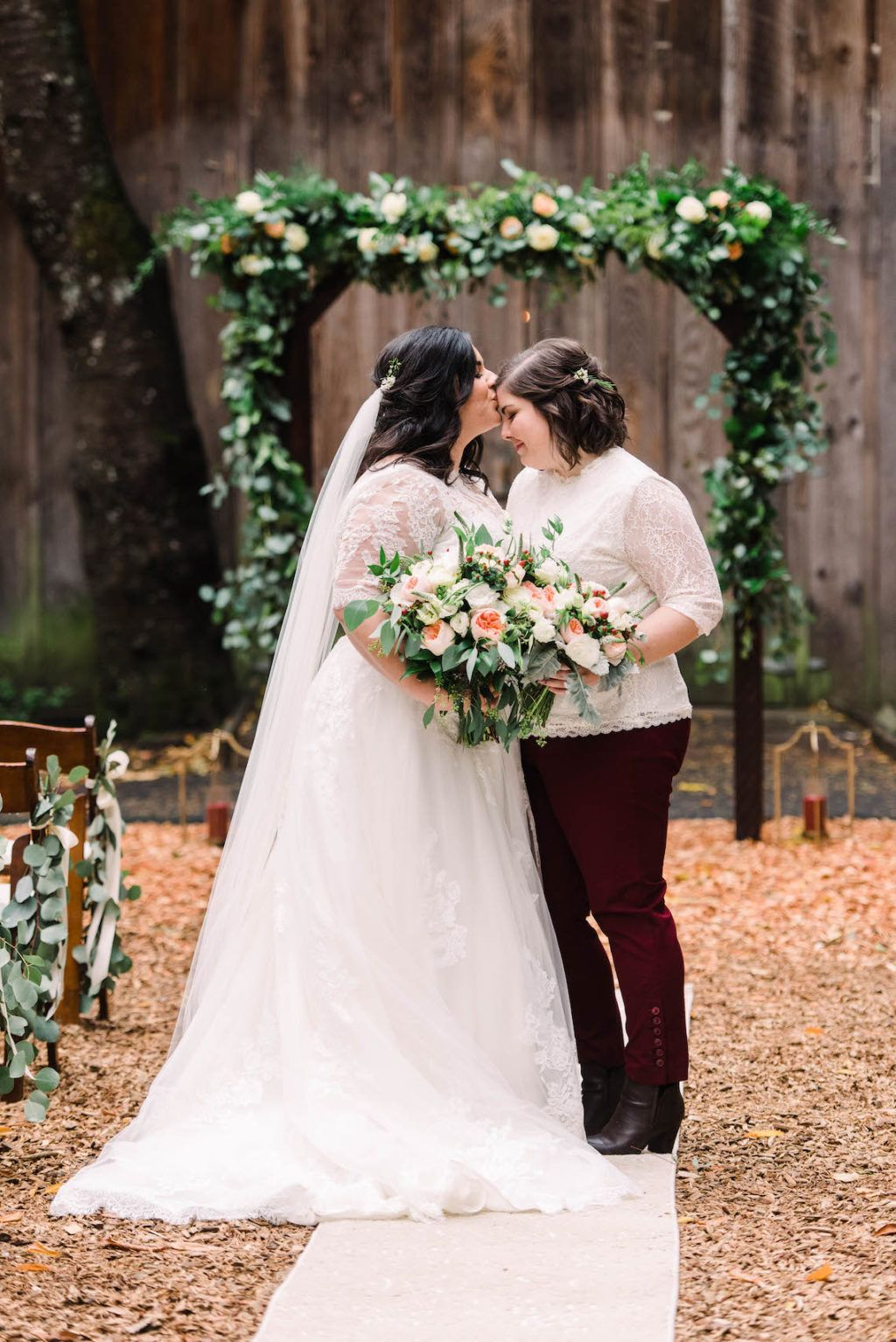 Tips and Ideas for Same Sex Wedding Style | OneFabDay.com