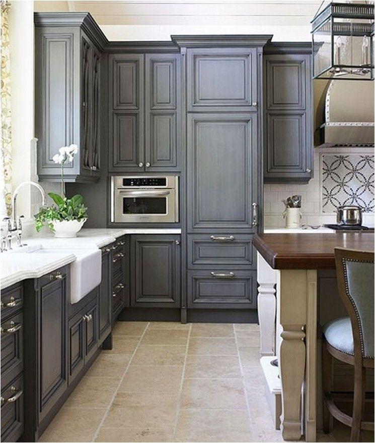 Покрасить шкафы на кухне Home Pinterest Kitchen design, Modern